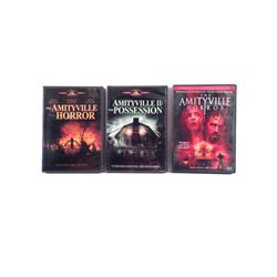 Amityville Horror: The Awakening Terrance (Thomas Mann) DVD's Movie Props
