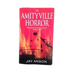 Amityville Horror: The Awakening Belle (Bella Thorne) Book Movie Props