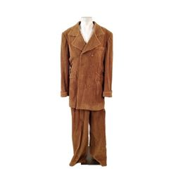 Roman J. Israel Esq. Roman's Movie Costumes