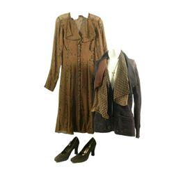 Nine (2009) Mamma (Sophia Loren) Movie Costumes
