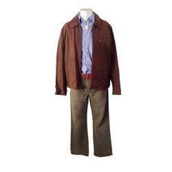 Brüno (Sacha Baron Cohen) Hero Movie Costumes