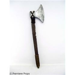Robin Hood: Prince of Thieves Battle Axe Movie Props