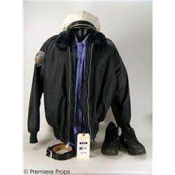 School For Scoundrels Zack (Dan Fogler) NY Cop Uniform Movie Costumes