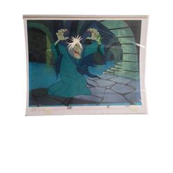 Filmation Studios The Real Ghostbusters Animation Cel