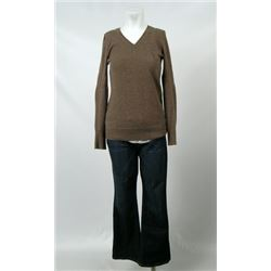 Prisoners Grace Dover (Maria Bello) Movie Costumes