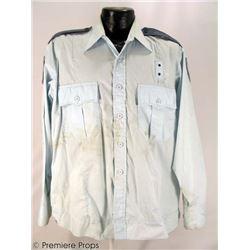 Hard Rain Christian Slater Patrol Uniform Shirt Movie Costumes