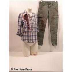 Scream 4  Jill Roberts (Emma Roberts) Movie Costumes