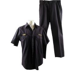 Beverly Hills Cop (1984) Police Uniform Movie Costumes