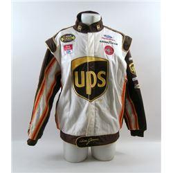 Herbie Fully Loaded Dale Jarrett Racing Jacket