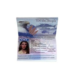 The Age of Adaline Adaline Bowman (Blake Lively) Passport Movie Props