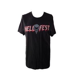 Hell Fest Park Employee T- Shirt