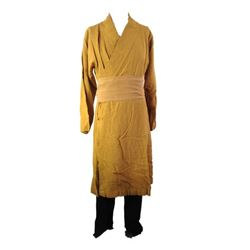 Crouching Tiger: Hidden Dragon: Sword of Destiny  Iron Crow (Roger Yuan) Movie Costumes