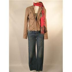 The Call Jordan (Halle Berry) Movie Costumes