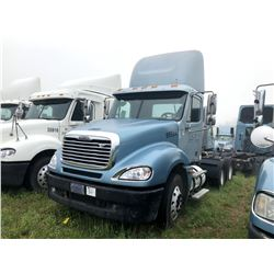 2007 FREIGHTLINER COLUMBIA TRUCK TRACTOR; VIN/SN:1FUJA6CV87PW55884 T/A ,MERCEDES 460 ENGINE, 450 HP,