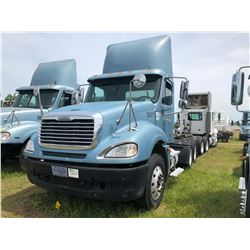2006 FREIGHTLINER COLUMBIA TRUCK TRACTOR; VIN/SN:1FUJA6CV06DU26471 T/A, MERCEDES 460 ENGINE, 450 HP,