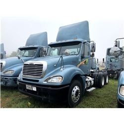 2006 FREIGHTLINER TRUCK TRACTOR; VIN/SN:1FUJA6CV56PW55856 T/A ,MERCEDES 460 ENGINE, 450 HP, 10 SPD T