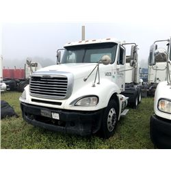 2004 FREIGHTLINER CL120 TRUCK TRACTOR; VIN/SN:1FUJA6CV74LN14808 T/A, MERCEDES 460 ENGINE, 450 HP, 10
