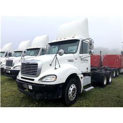 2004 FREIGHTLINER TRUCK TRACTOR; VIN/SN:1FUJA6CV14LN14822 T/A ,MERCEDES 460 ENGINE, 410 HP, 10 SPD T