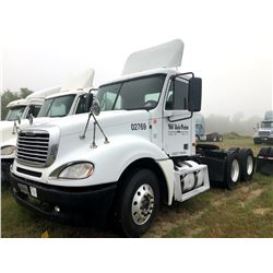 2003 FREIGHTLINER CL120 TRUCK TRACTOR; VIN/SN:1FUJA6CG43LL02769 T/A, DETROIT SERIES 60 ENGINE, 10 SP