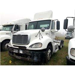 2003 FREIGHTLINER CL120 TRUCK TRACTOR; VIN/SN:1FUJA6CG63LL02773 T/A, DETROIT SERIES 60 ENGINE, 430 H