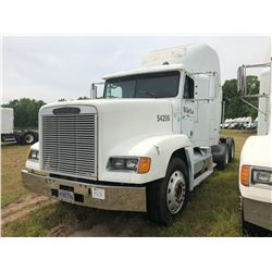 2000 FREIGHTLINER FLD120 TRUCK TRACTOR; VIN/SN:1FUYDWEB9YDF54206 T/A, SLEEPER, CAT C12 ENGINE, 10 SP