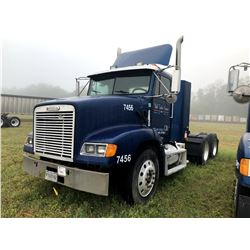 1998 FREIGHTLINER FLD120 TRUCK TRACTOR; VIN/SN:2FUY3WDB9WA907456 T/A, CAT C12 ENGINE, 10 SPD TRANS,