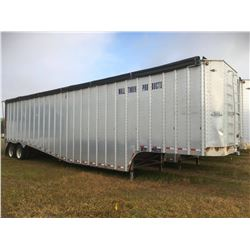 2006 ITI DCS-48 CHIP VAN; VIN/SN:1Z92C48256T199272 T/A, OPEN TOP, POSSUM BELLY, 48' LENGTH, TARP, 28