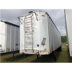 2006 ITI SDS-42 CHIP VAN; VIN/SN:1Z92A42236T199074 T/A, OPEN TOP, 42' LENGTH, TARP, 275/80R24.5 TIRE