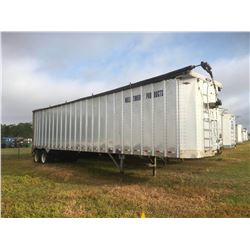 2006 ITI SDS-43 CHIP VAN; VIN/SN:1Z92A43286T199263 T/A, OPEN TOP, 43' LENGTH, ELECTRIC TARP, 285/75R