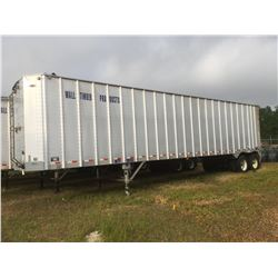 2006 ITI SDS-43 CHIP VAN; VIN/SN:1Z92A43256T199267 T/A, OPEN TOP, 43' LENGTH, TARP, 285/75R24.5 TIRE