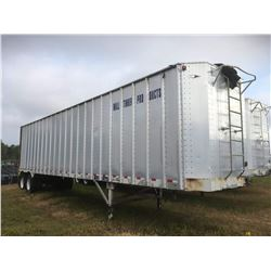 2006 ITI SDS-43 CHIP VAN; VIN/SN:1Z92A43236T199266 T/A, OPEN TOP, 43' LENGTH, TARP, 275/80R24.5