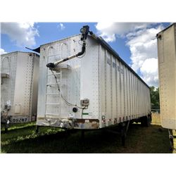 2004 ITI SDS-43 CHIP VAN; VIN/SN:1Z92A43204T199285 T/A, OPEN TOP, 43' LENGTH, ELECTRIC TARP, 285/75R