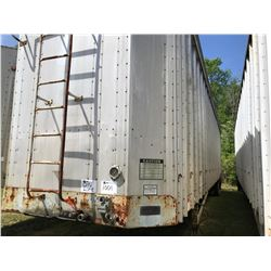1999 PEERLESS 45-CTSSF CHIP VAN; VIN/SN:1PLE04528XPD29279 T/A, WALKING FLOOR, OPEN TOP, 45' LENGTH,