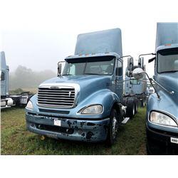 2006 FREIGHTLINER TRUCK TRACTOR; VIN/SN:1FUJA6CVX6DU26574 T/A ,MERCEDES 460 ENGINE, 450 HP, 10 SPD T