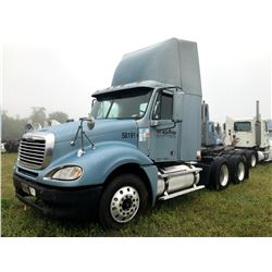 2003 FREIGHTLINER CL120 TRUCK TRACTOR; VIN/SN:1FUJA6AS53LK58191 T/A, CAT C12 ENGINE, 10 SPD TRANS, 1