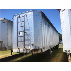 2006 ITI SDS-43 CHIP VAN; VIN/SN:1Z92A43266T199262 T/A, OPEN TOP, 43' LENGTH, TARP