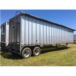 2006 ITI SDS-43 CHIP VAN; VIN/SN:1Z92A43276T199268 T/A, OPEN TOP, 43' LENGTH, ELECTRIC TARP, 285/75R