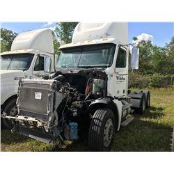 2008 FREIGHTLINER TRUCK TRACTOR; VIN/SN:1FUJA6CV68DAA5291 T/A , MERCEDES ENGINE, 40K REARS, AIR RIDE