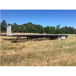 2003 TRANSCRAFT EAGLE VIN/SN:1TTF4820532009820 T/A, 48', SPREAD AXLE, TOOLBOXES