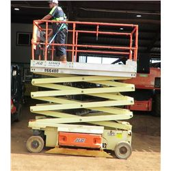2011 JLG 3246ES Scissorlift, 32-Ft Capacity, 157 Hours