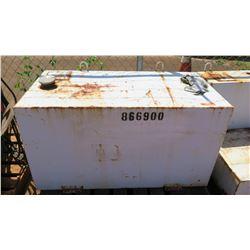 2011 Fuel Tank, 100 Gallons