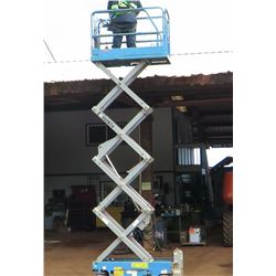 2013 Genie GS1930 Scissorlift, 19-Ft Capacity (Lifts, Drives - See Video)