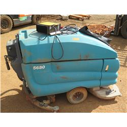 Tenet 5680 Walk-Behind Floor Scrubber (Runs, Drives - See Video)