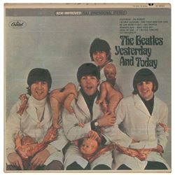Beatles 'Third State' Stereo Butcher Album