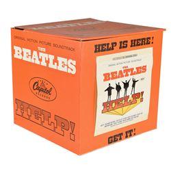 Beatles 1965 Help! In-Store Display