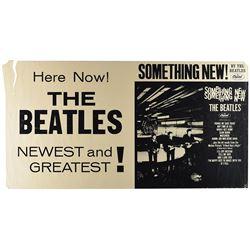 Beatles 'Something New' Poster