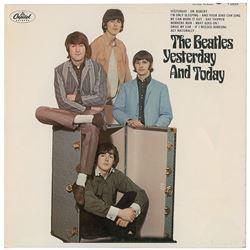 Beatles 'Second State' Mono Butcher Album