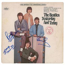 Beatles Signed Album