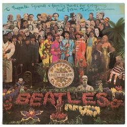 John Lennon Signed Album