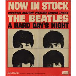 Beatles A Hard Day's Night Poster